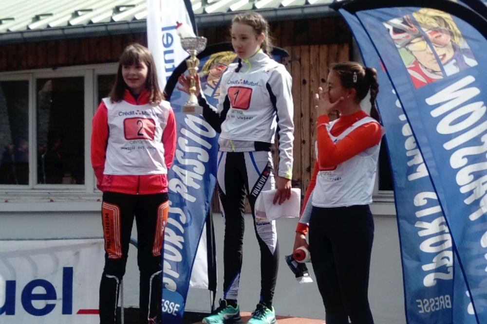 Bons résultats aux courses de la Bresse