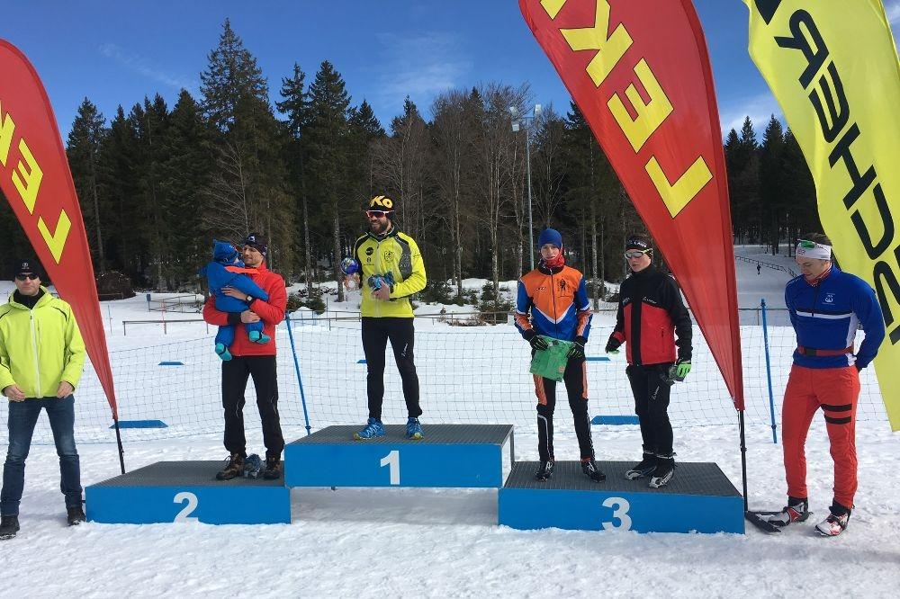Notschrei Lauf 2018 : belle performance de Lucas