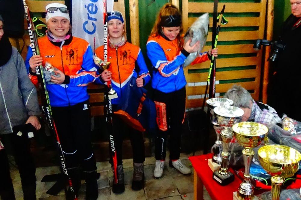 Deux podiums MSN aux finales Vosges 2018