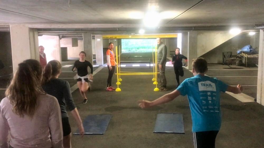 En vidéo : reprise des entraînements