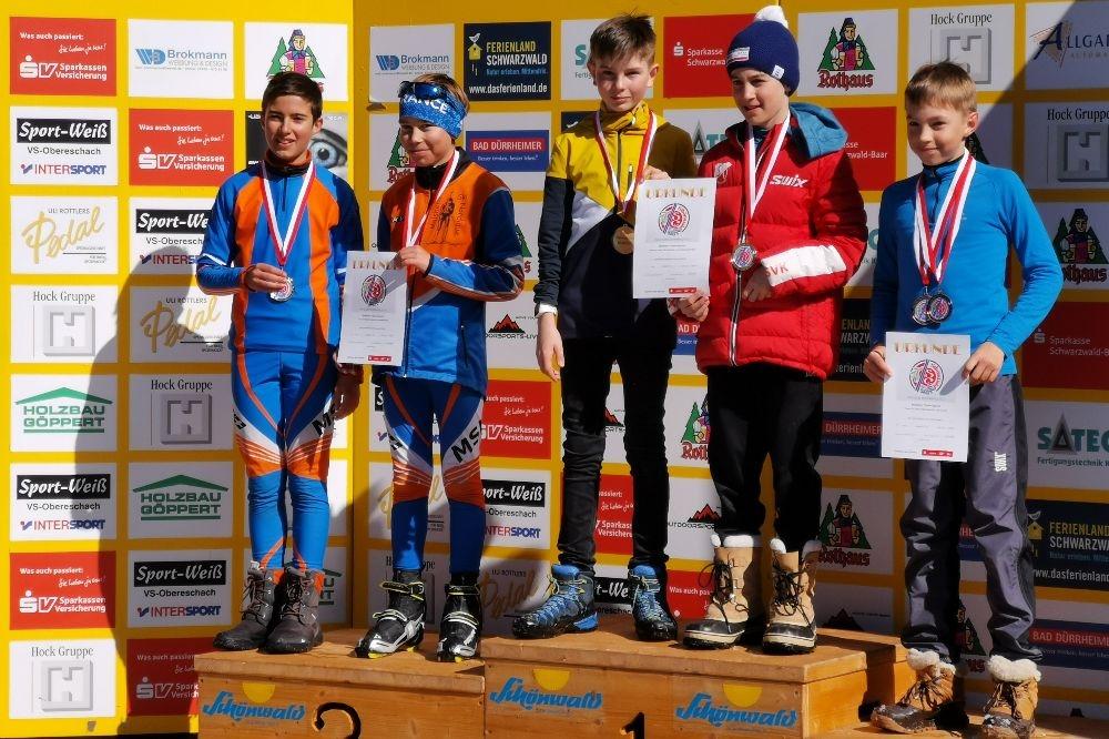 Biathlon à Schonwald (Forêt Noire)