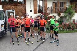 Stage biathlon La Féclaz 2017