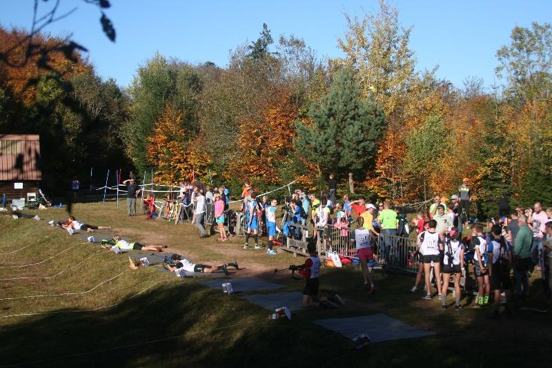 Biathlon d'automne du club : un beau succès