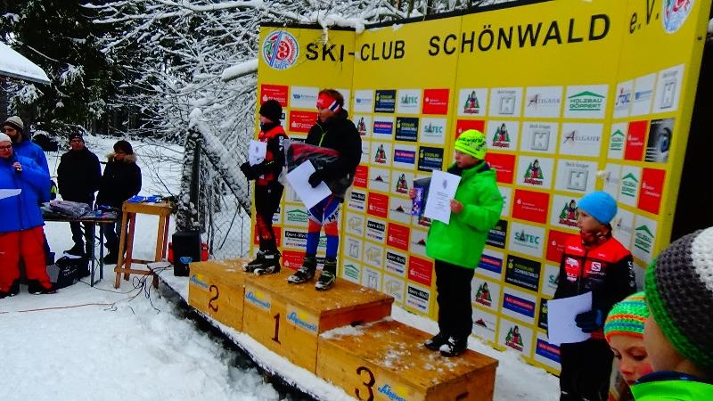 Biathlon en Forêt Noire chez nos voisins allemands.